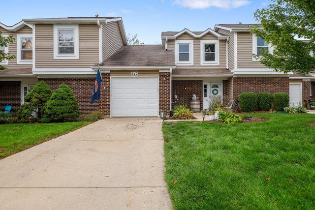 242 Coventry Court UNIT 0, Bloomingdale, IL 60108 - #: 10534877