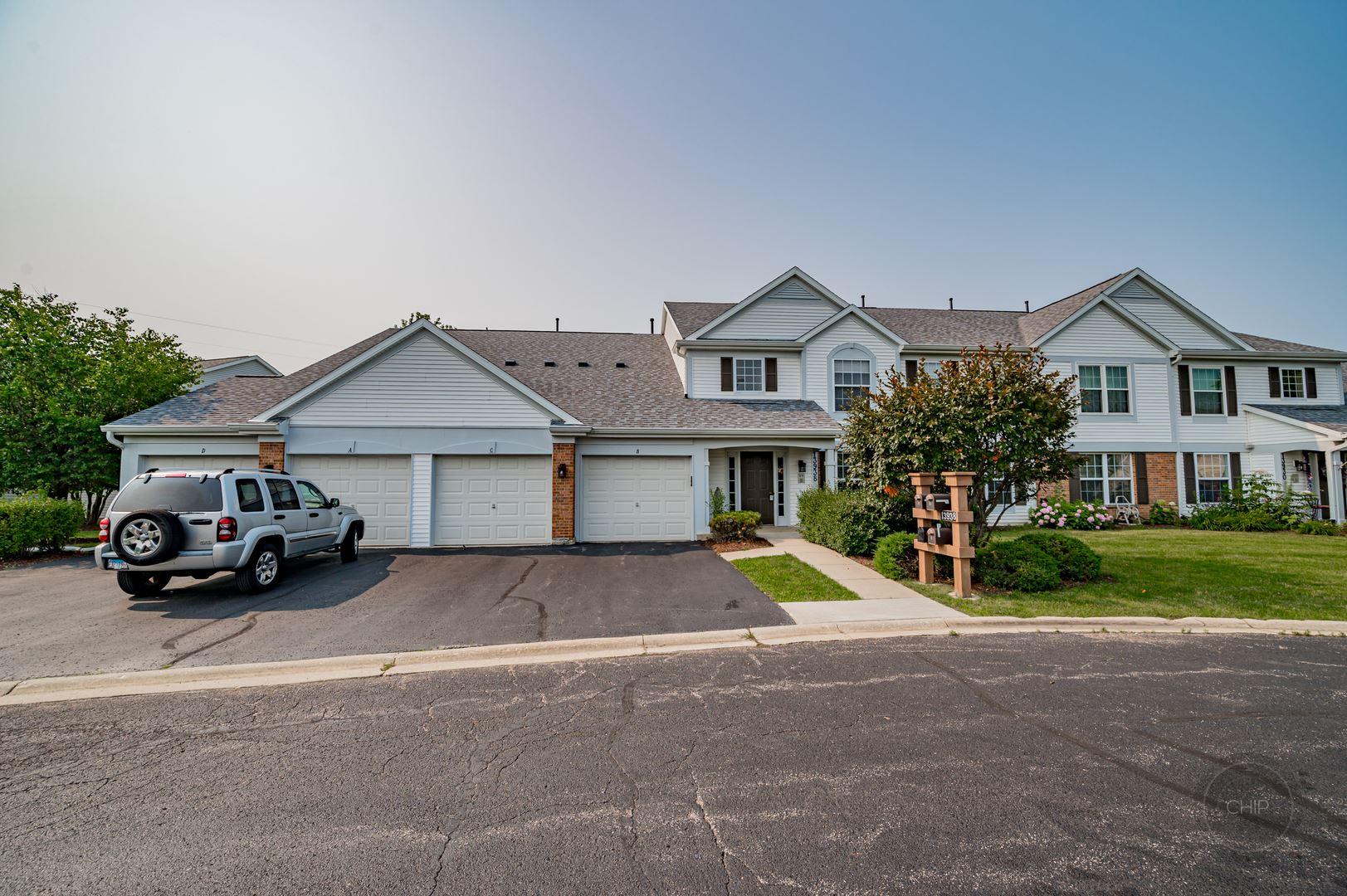Photo of 13938 S Bristlecone Lane #B, Plainfield, IL 60544 (MLS # 11162877)