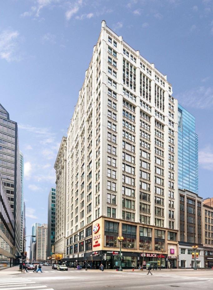 8 W Monroe Street W #424, Chicago, IL 60603 - #: 11181877