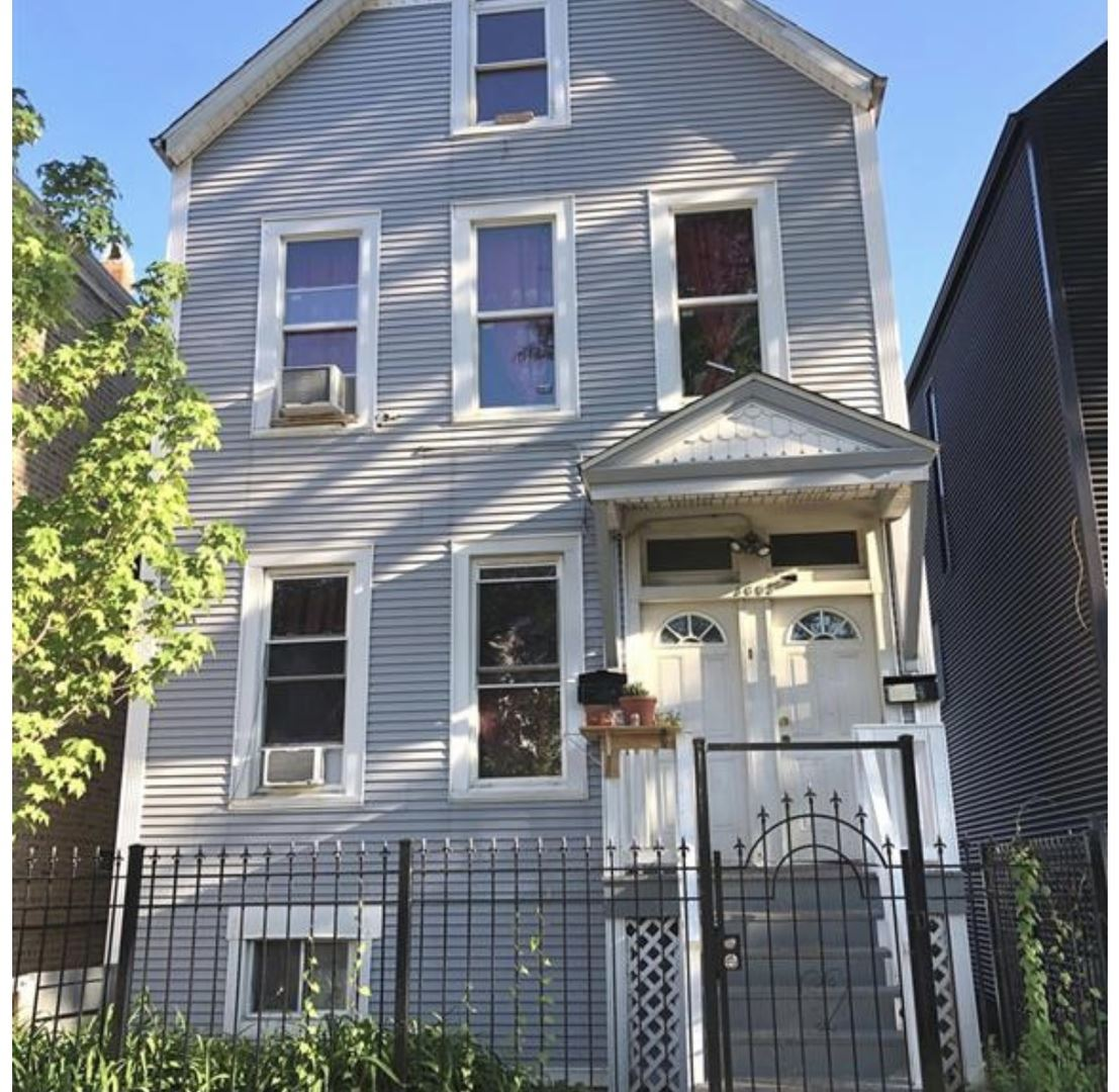 3603 W Wolfram Street, Chicago, IL 60618 - #: 11189877