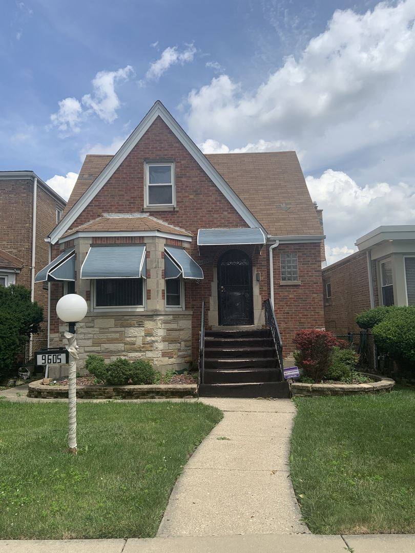 9605 S Perry Avenue S, Chicago, IL 60628 - MLS#: 10762879