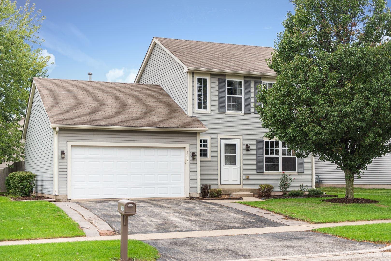 1335 Sunflower Drive, DeKalb, IL 60115 - #: 11244879