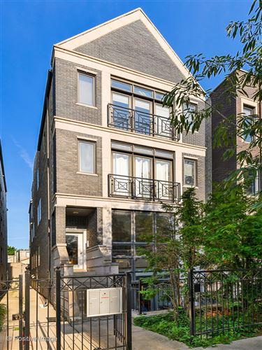 Photo of 863 N PAULINA Street #1, Chicago, IL 60622 (MLS # 10936880)