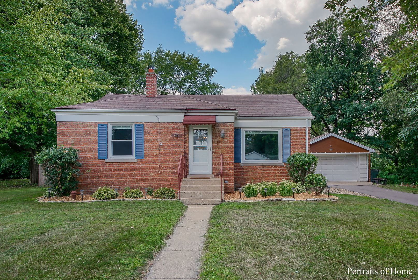 46 Valley Road, Glen Ellyn, IL 60137 - #: 10809881