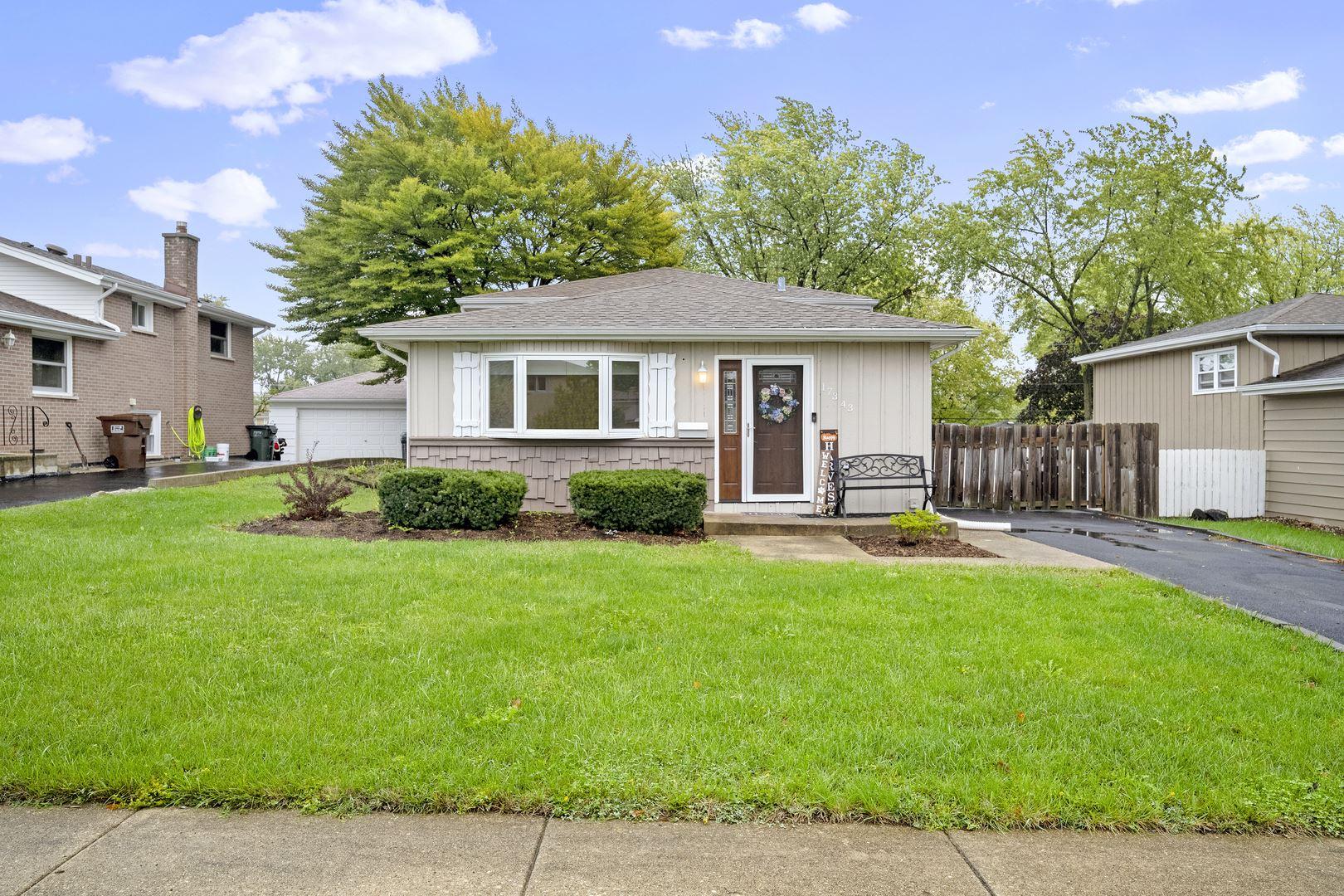 17343 Osceola Avenue, Tinley Park, IL 60477 - #: 11241881