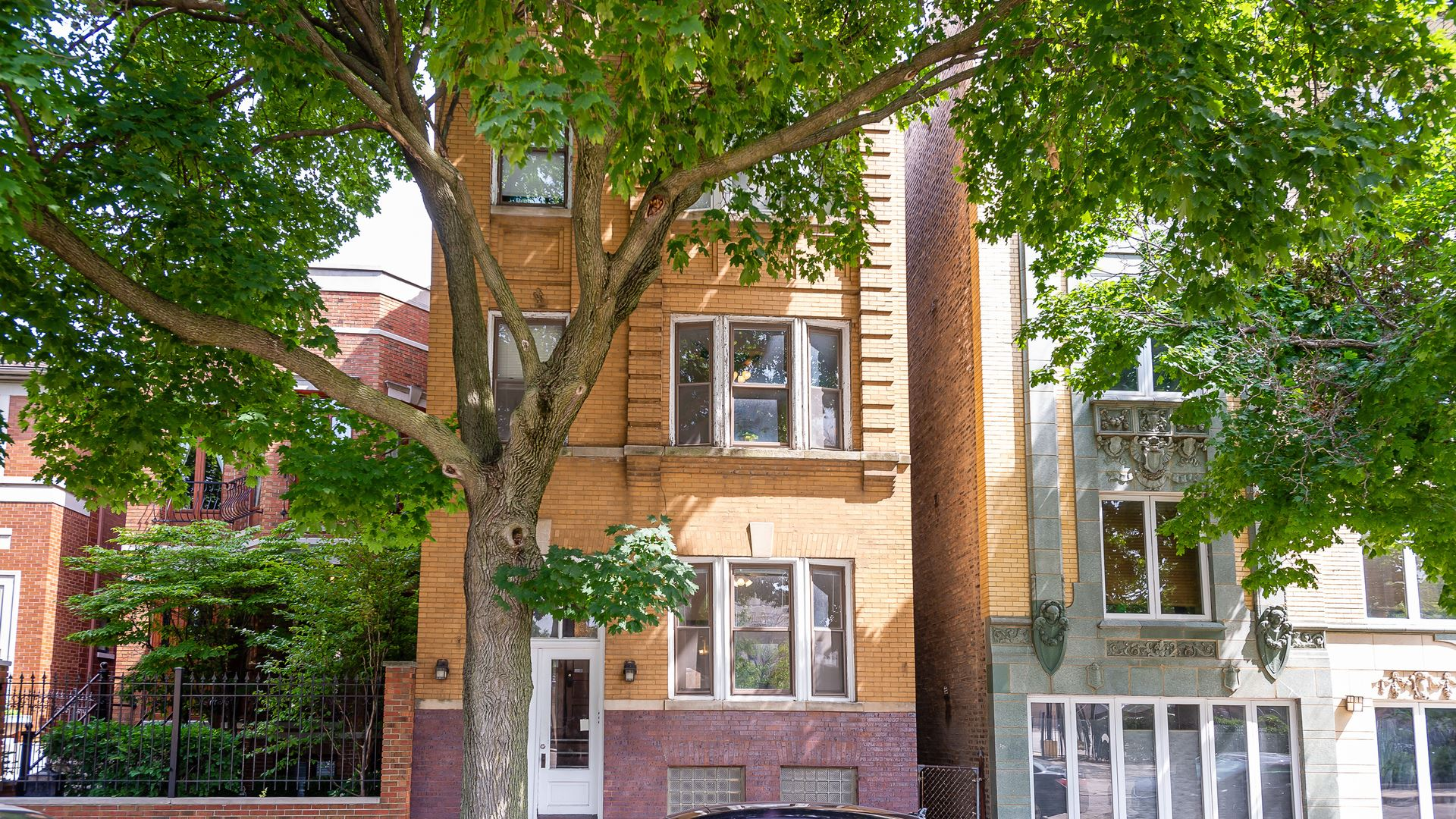 1640 W Melrose Street #1, Chicago, IL 60657 - #: 10837883