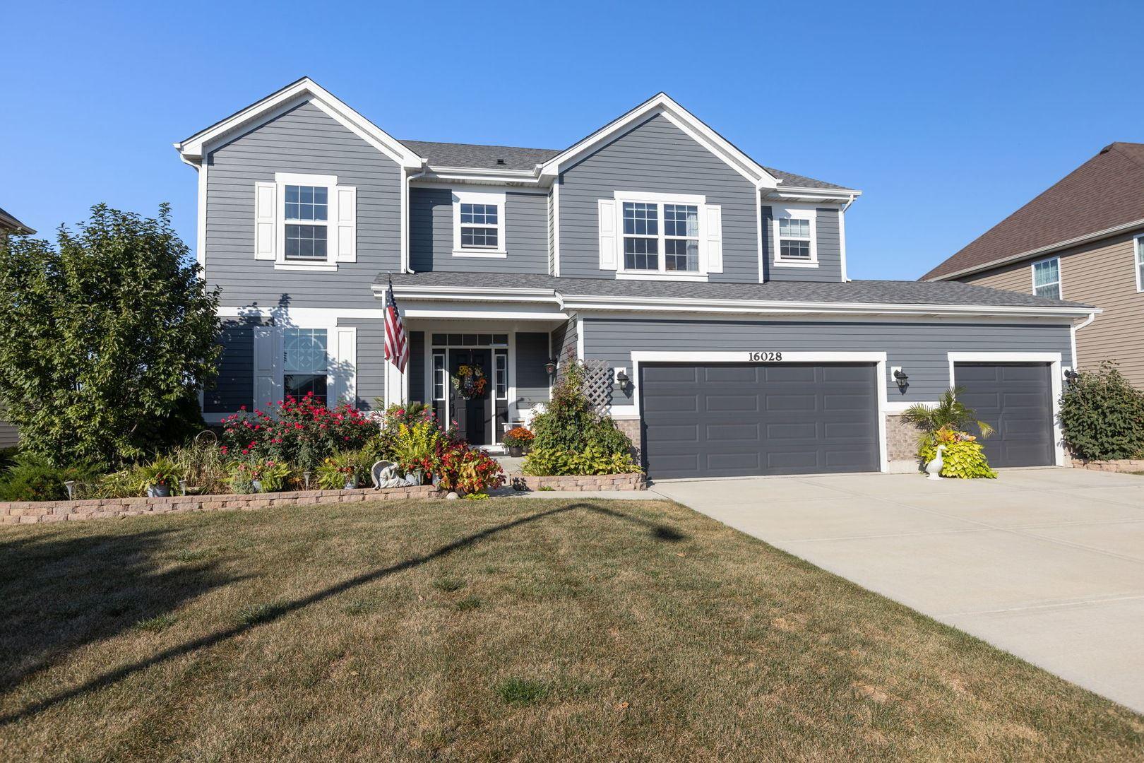16028 S Selfridge Circle, Plainfield, IL 60586 - #: 11221883