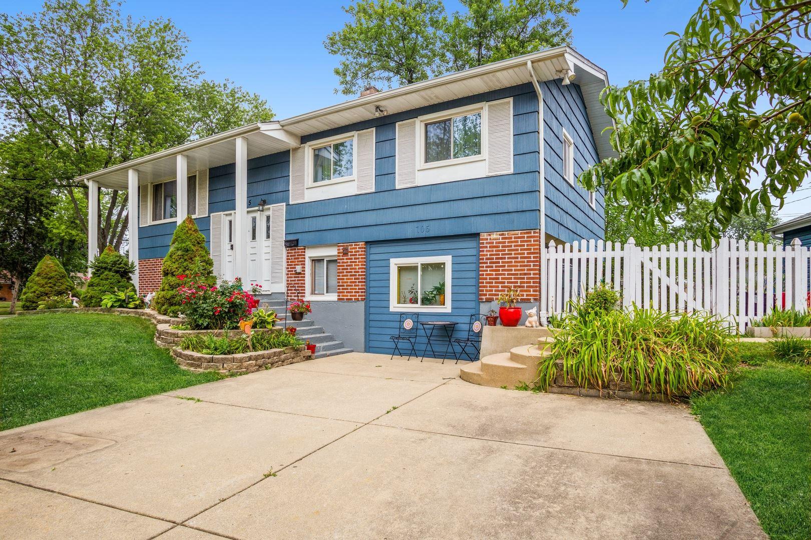 705 Audubon Street, Hoffman Estates, IL 60169 - MLS#: 11255883
