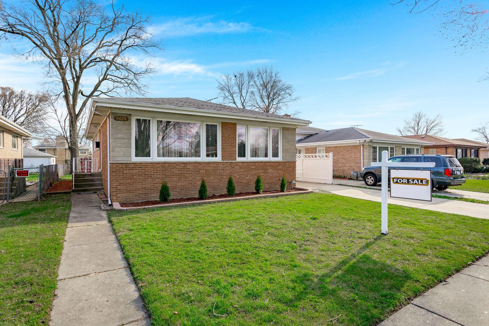 5825 REBA Street, Morton Grove, IL 60053 - #: 10691884