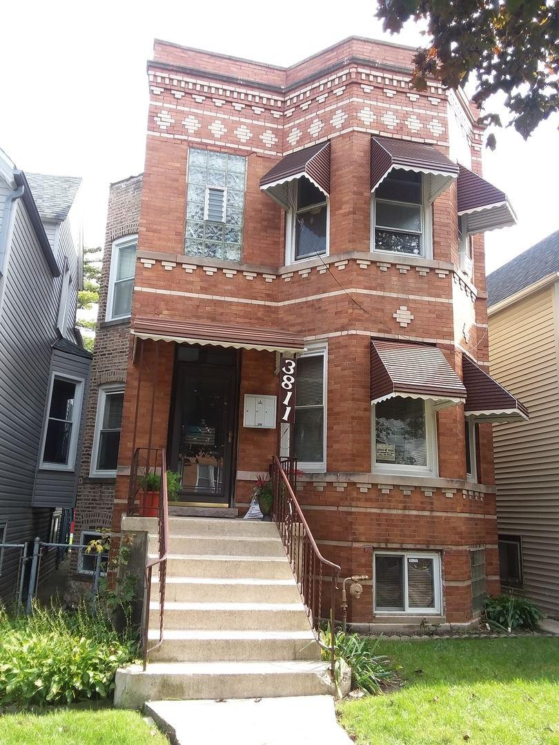 3811 N Whipple Street, Chicago, IL 60618 - #: 10744884