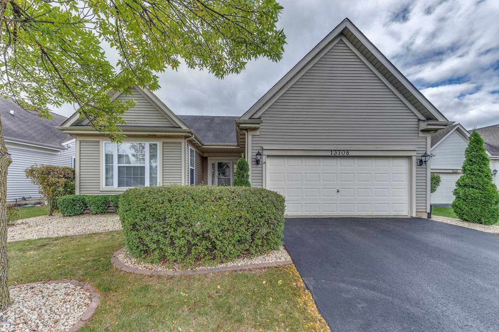13708 S Redbud Drive, Plainfield, IL 60544 - #: 10893884