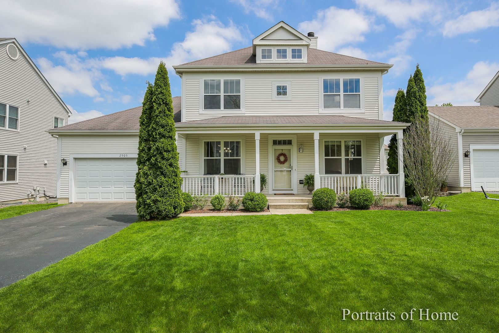 2905 Overbeck Lane, West Chicago, IL 60185 - #: 10722886