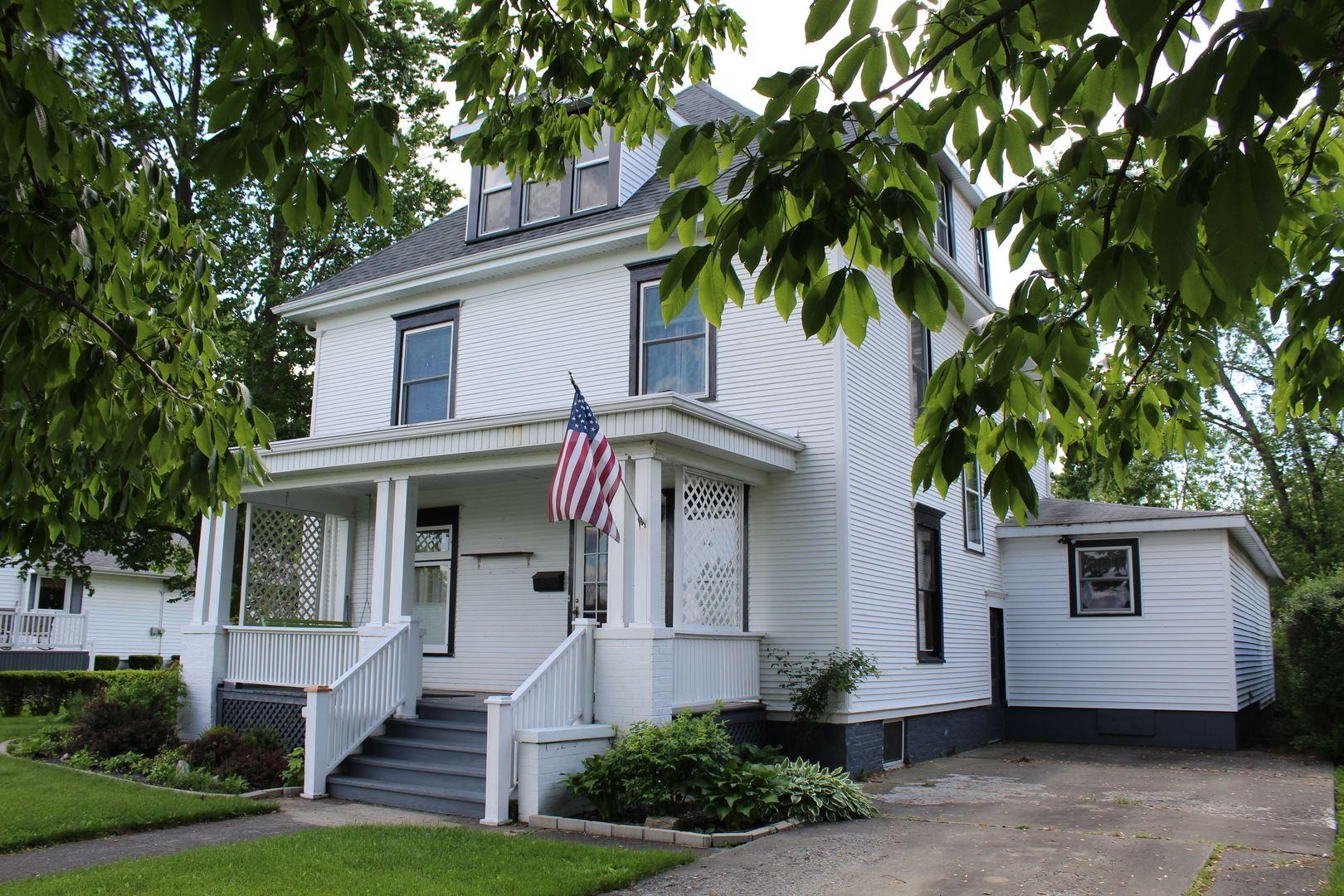 516 S Thomas Street, Gilman, IL 60938 - #: 10731886