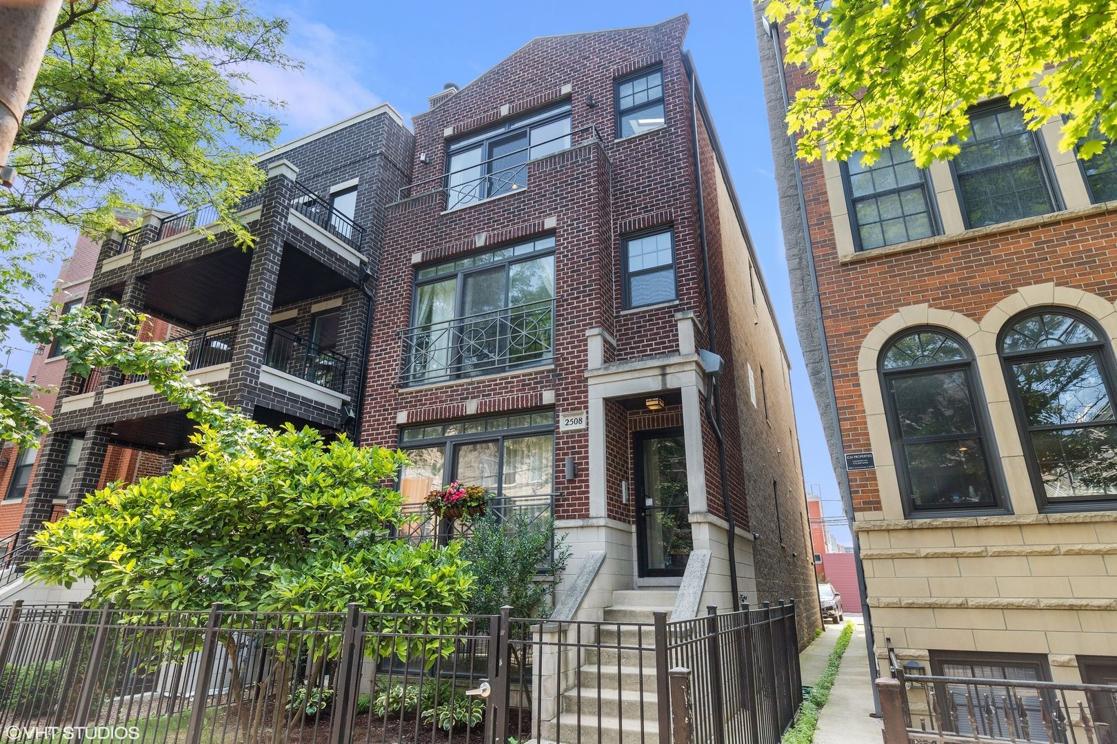 2508 N SOUTHPORT Avenue #3, Chicago, IL 60614 - #: 10773886