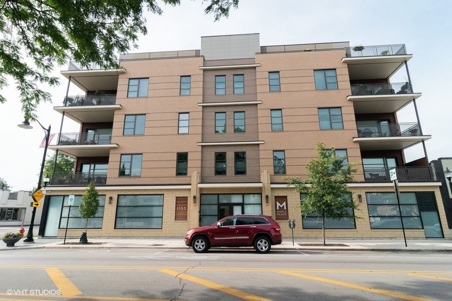 1133 Chicago Avenue #4W, Oak Park, IL 60302 - #: 10787886