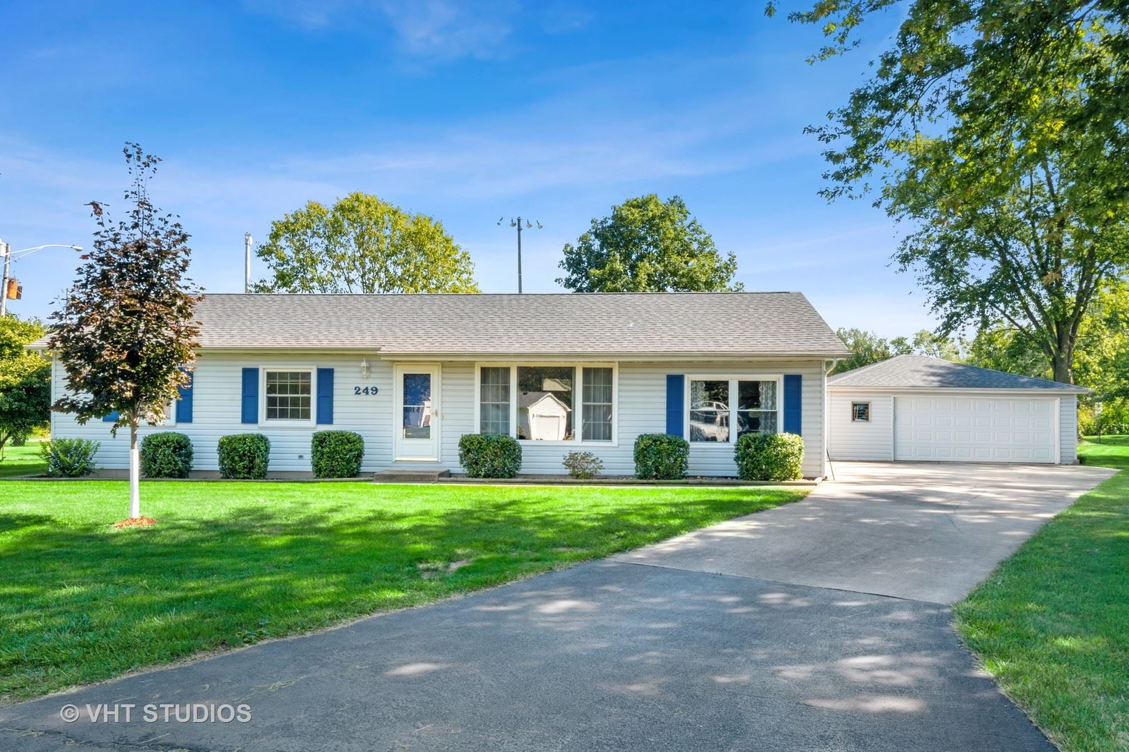 249 Curtis Court, Braidwood, IL 60408 - MLS#: 11234887
