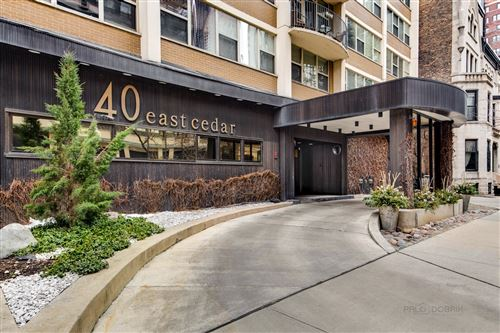 Photo of 40 E CEDAR Street #15D, Chicago, IL 60611 (MLS # 11011888)
