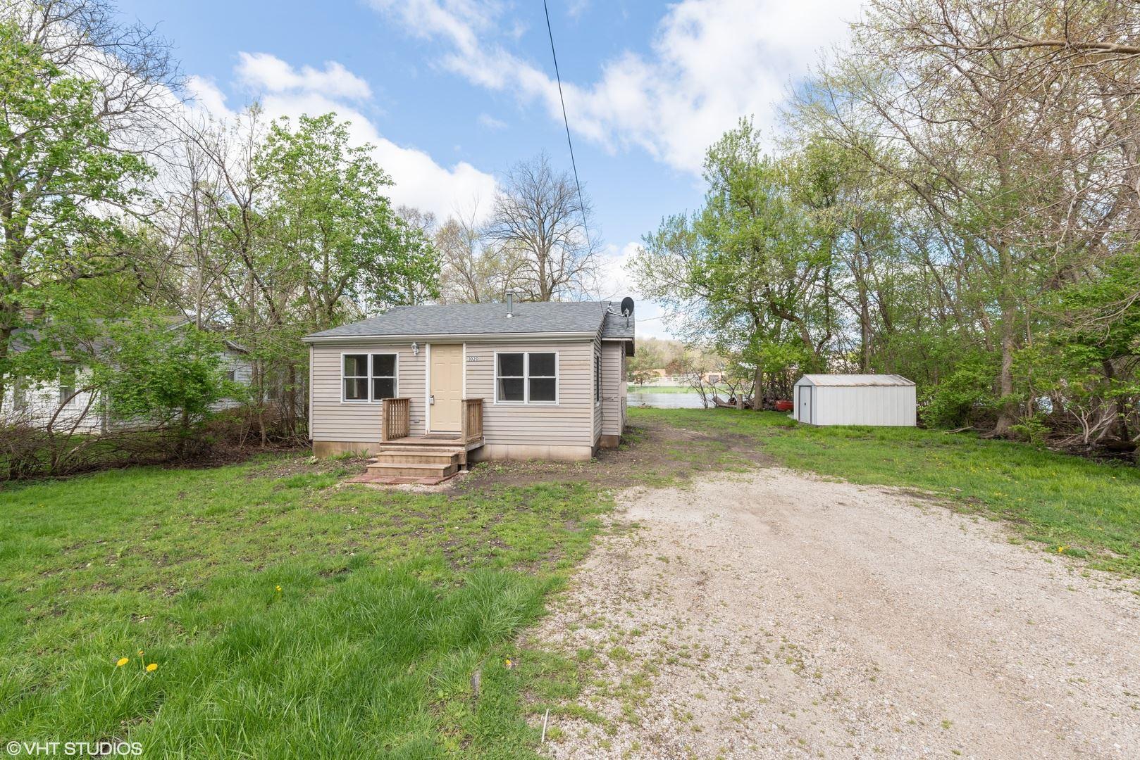 1020 WINAKI Trail, Algonquin, IL 60102 - #: 10713888