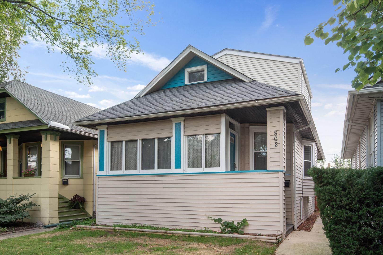 802 N TAYLOR Avenue, Oak Park, IL 60302 - #: 11004889