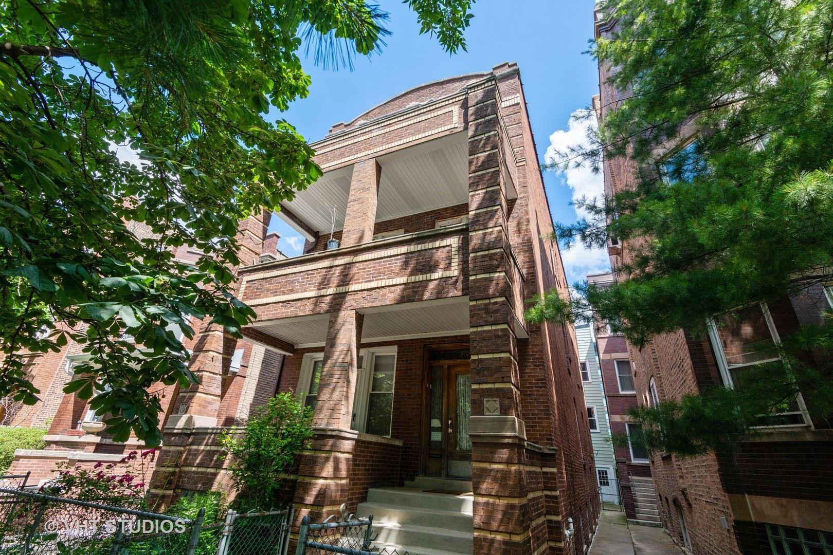 2336 W Thomas Street #3F, Chicago, IL 60622 - #: 10759890