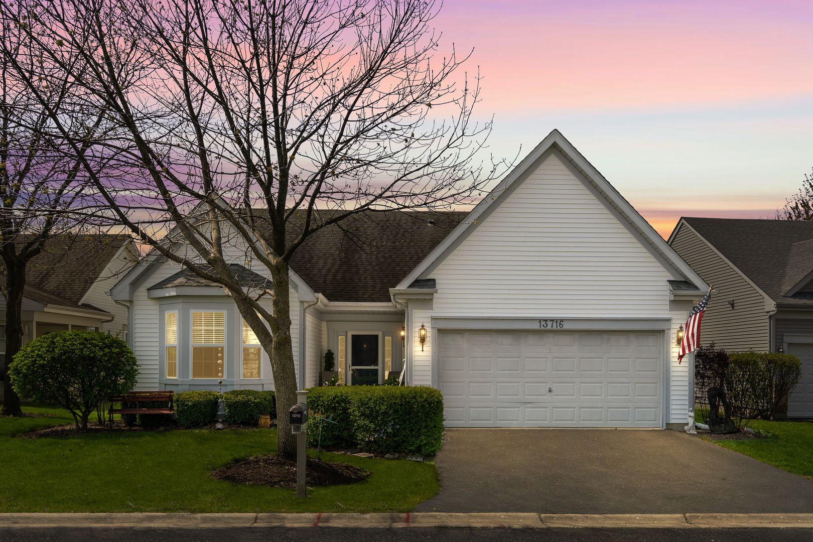 13716 S Redbud Drive, Plainfield, IL 60544 - #: 11070890