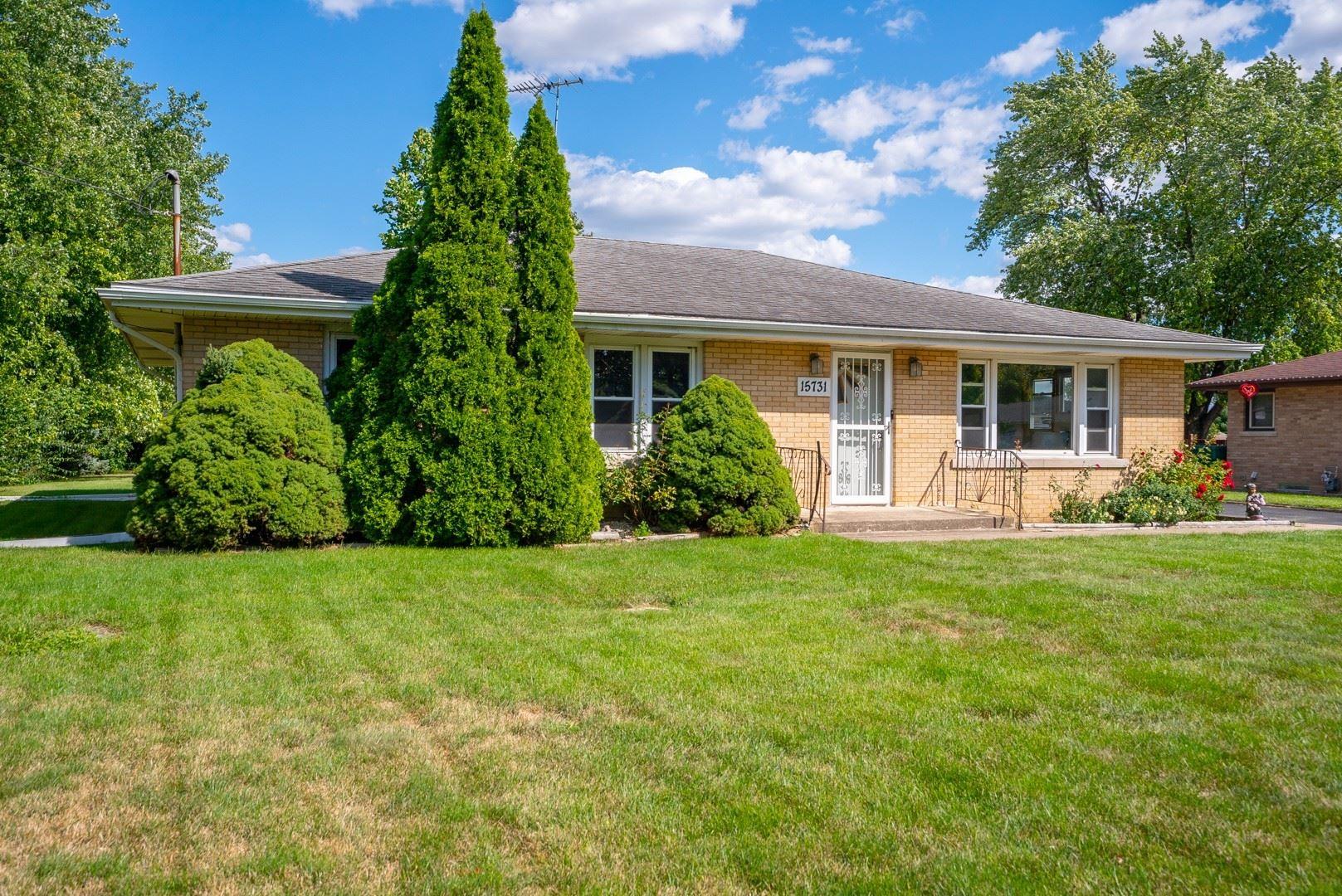 15731 S Frederick Avenue, Plainfield, IL 60544 - #: 11214890