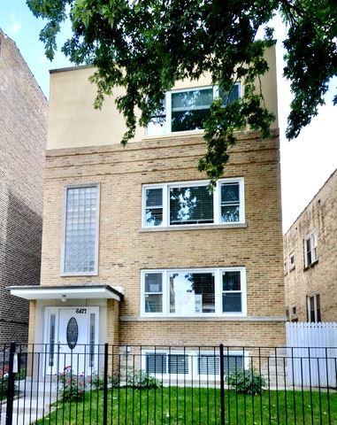 6427 N Albany Avenue #2, Chicago, IL 60645 - #: 10619891