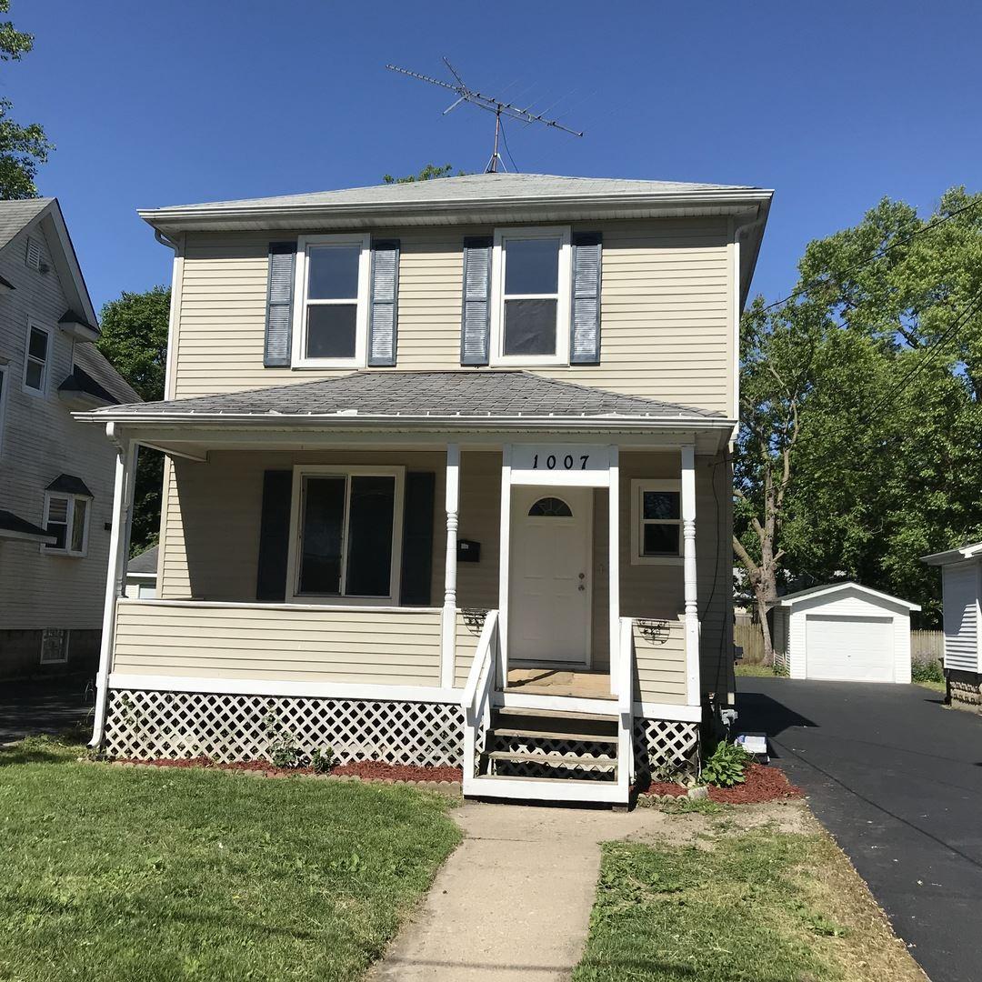 1007 Tappan Street, Woodstock, IL 60098 - #: 10741891