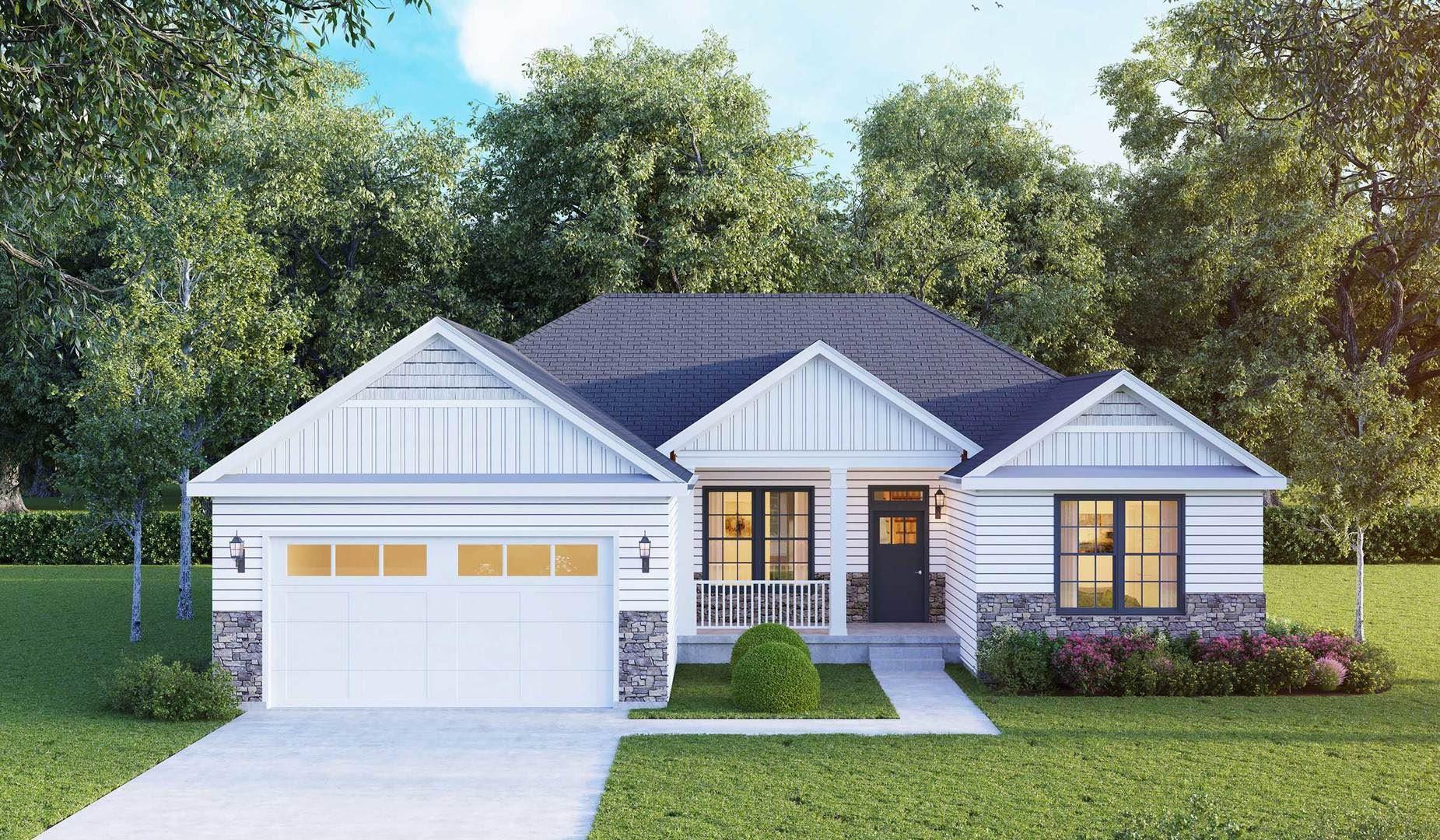 1610 Peyton Terrace, Shorewood, IL 60404 - #: 11199891