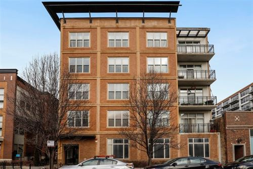 Photo of 1228 West Monroe Street #404, Chicago, IL 60607 (MLS # 10615892)