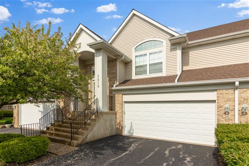 Photo of 2610 Old Woods Trail #2610, Plainfield, IL 60586 (MLS # 10681892)