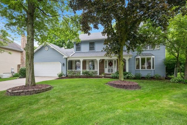 Photo for 3570 Londonderry Court, Hoffman Estates, IL 60067 (MLS # 10511893)