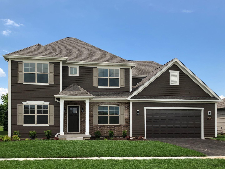 768 Richwood Avenue, Elgin, IL 60124 - #: 10688893