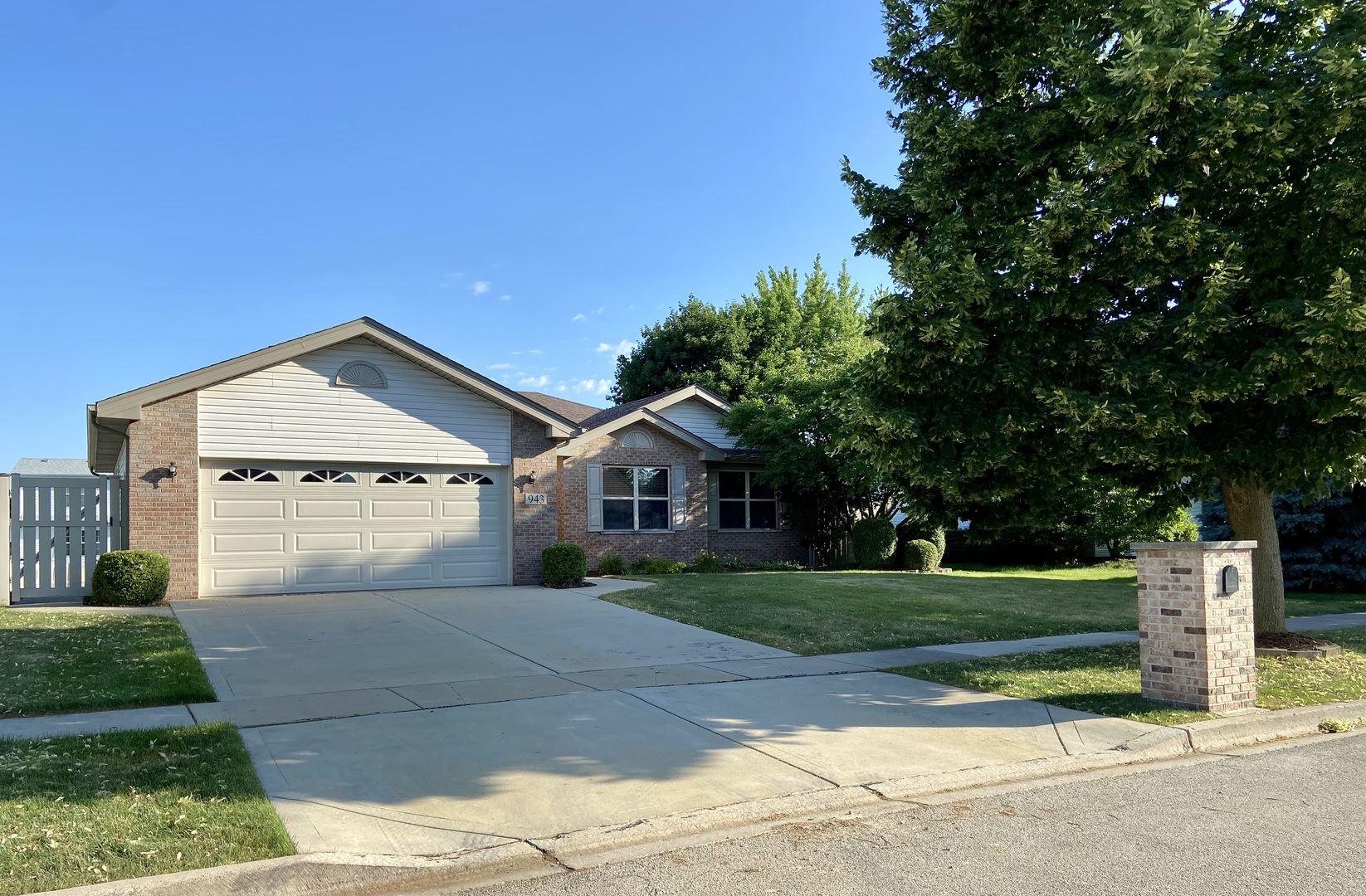 Photo of 943 Prairie Clover Drive, Romeoville, IL 60446 (MLS # 11123894)