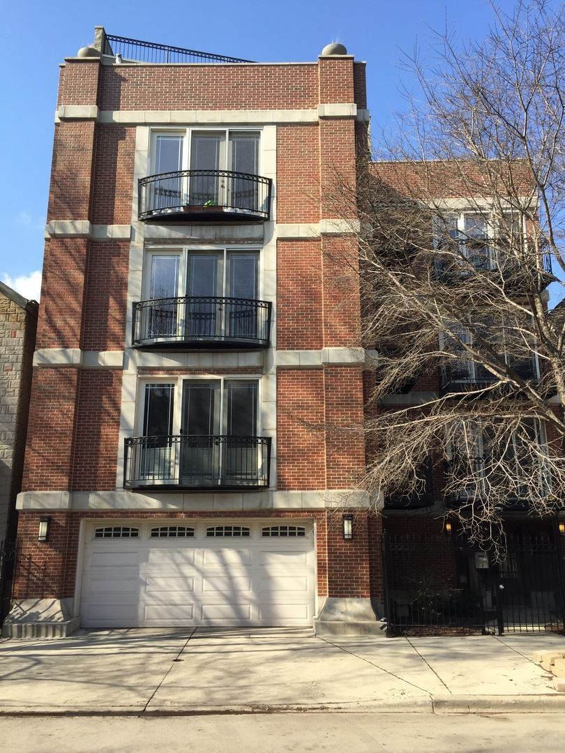 1514 W THOMAS Street #3A, Chicago, IL 60642 - #: 10684895