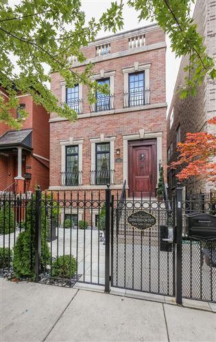 Photo of 1537 W GEORGE Street, Chicago, IL 60657 (MLS # 11168896)