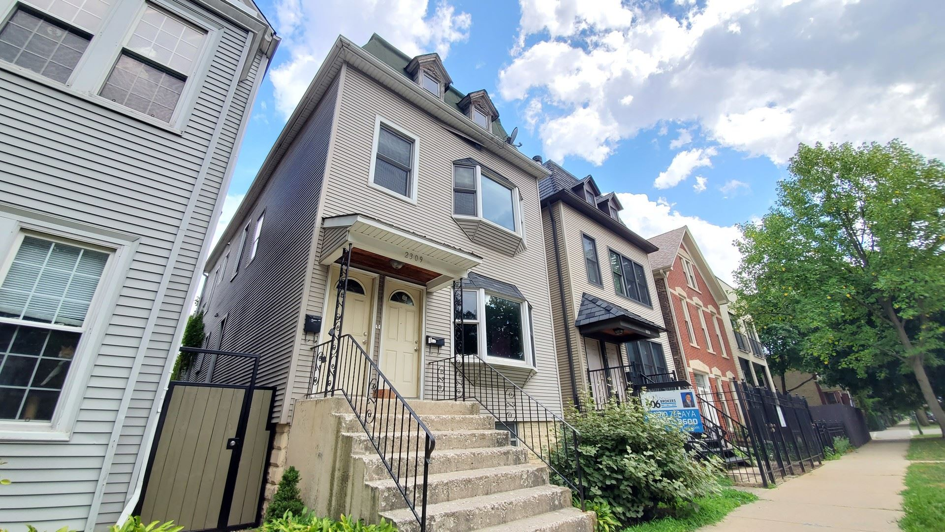 2309 N Campbell Avenue, Chicago, IL 60647 - #: 10799896