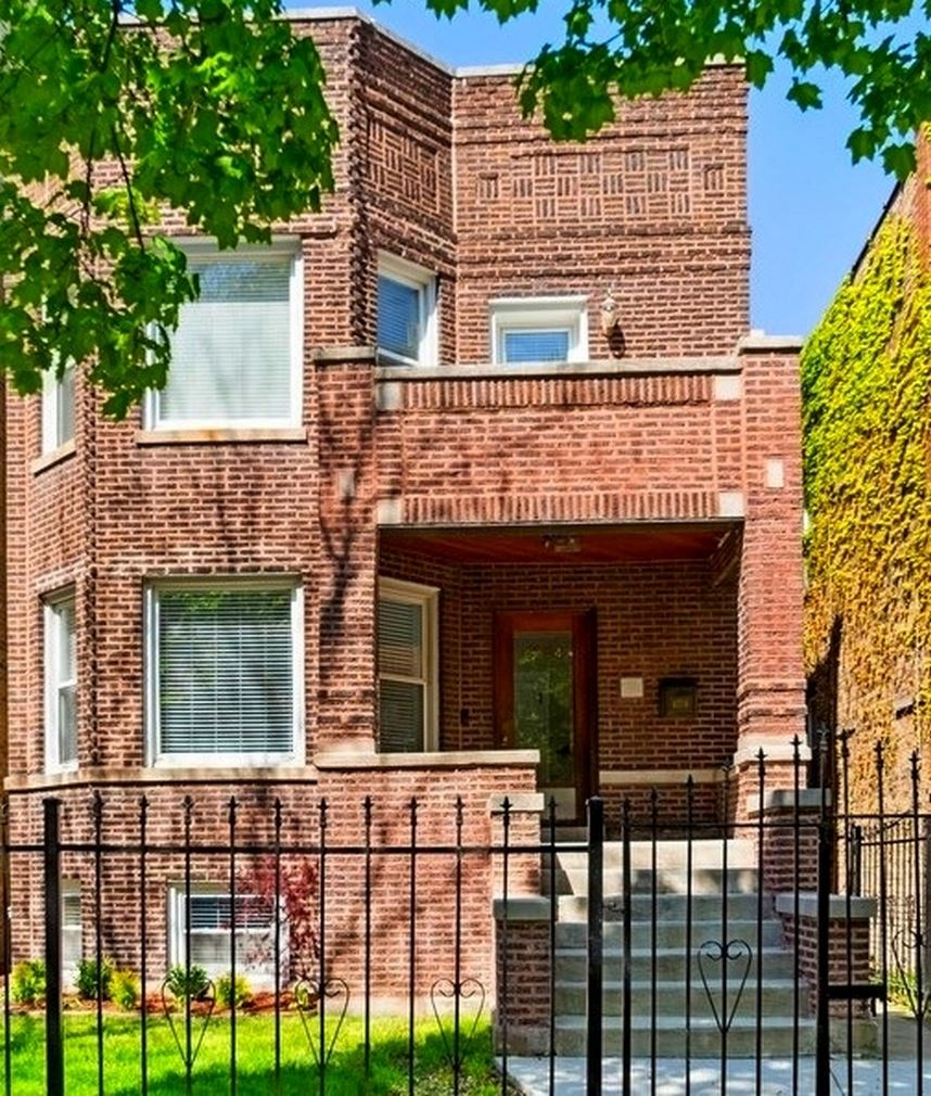 4704 N TALMAN Avenue, Chicago, IL 60625 - #: 10713898