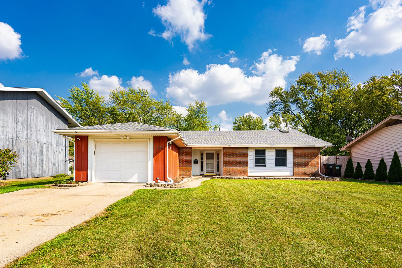 1535 Kingsdale Road, Hoffman Estates, IL 60169 - #: 11236899