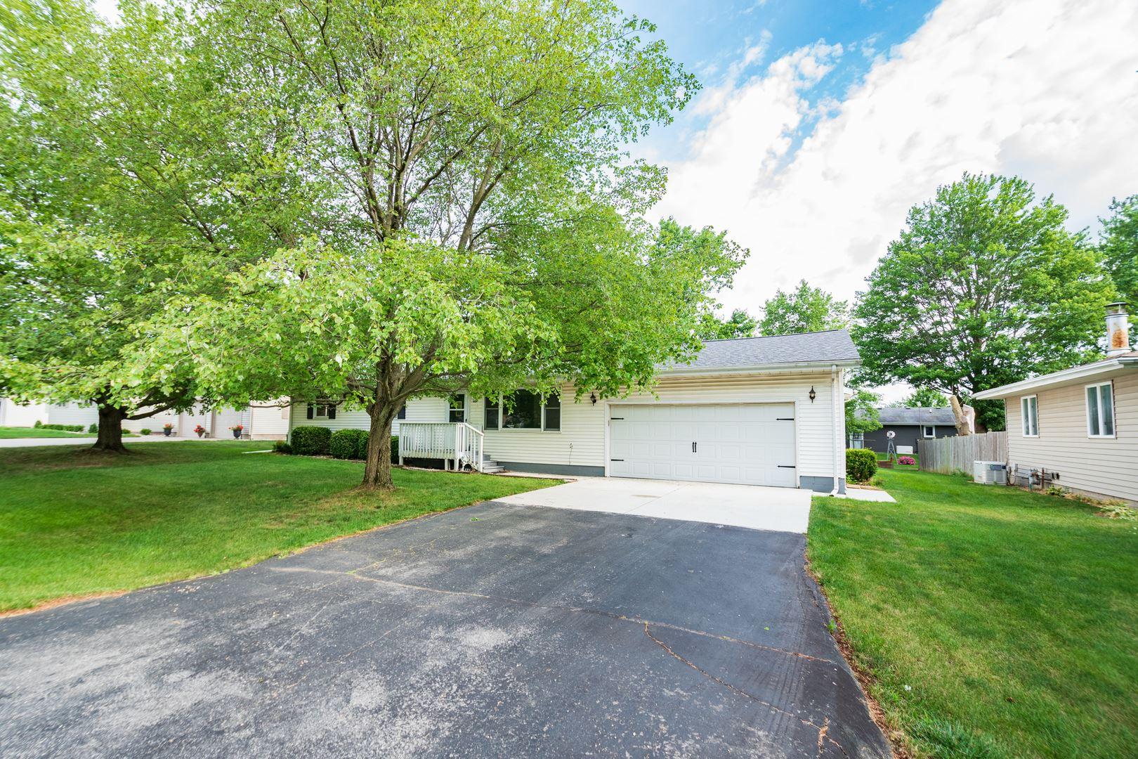 606 W Kenneth Drive, Heyworth, IL 61745 - #: 10740901