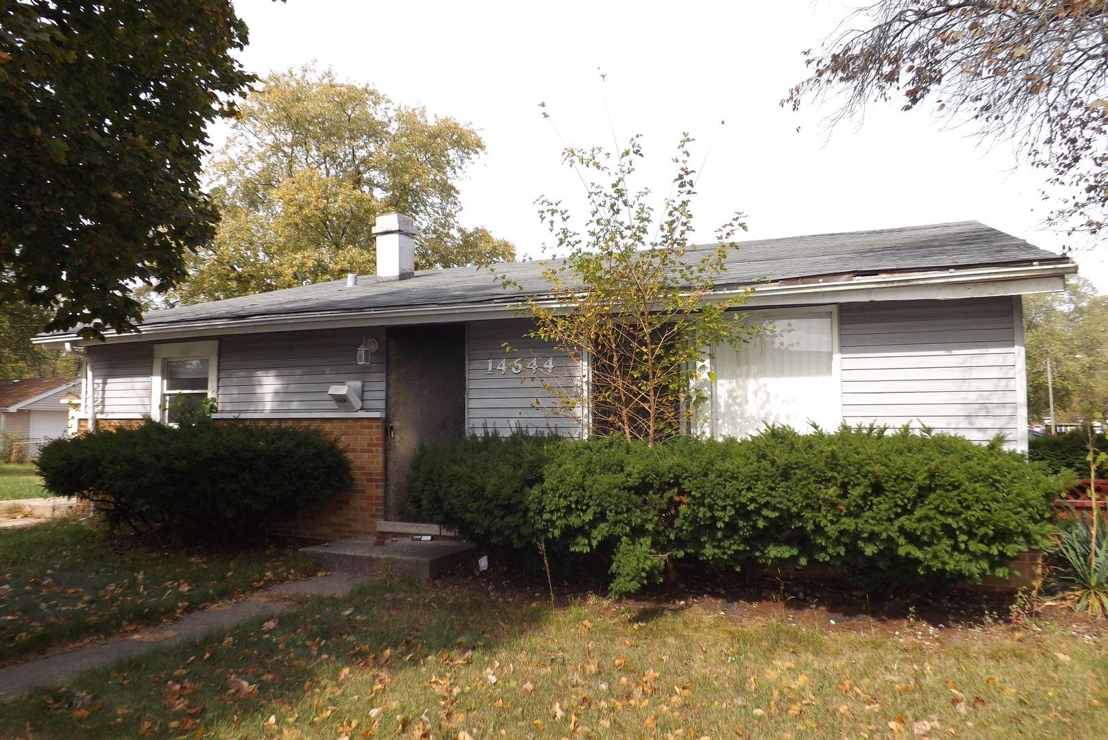 14644 Blackstone Avenue, Dolton, IL 60419 - #: 10914901