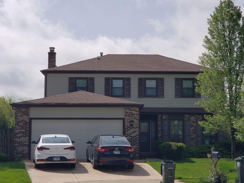 631 Randi Lane, Hoffman Estates, IL 60169 - #: 10973901