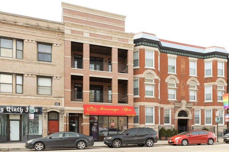 3410 N Halsted Street, Chicago, IL 60657 - #: 11075901