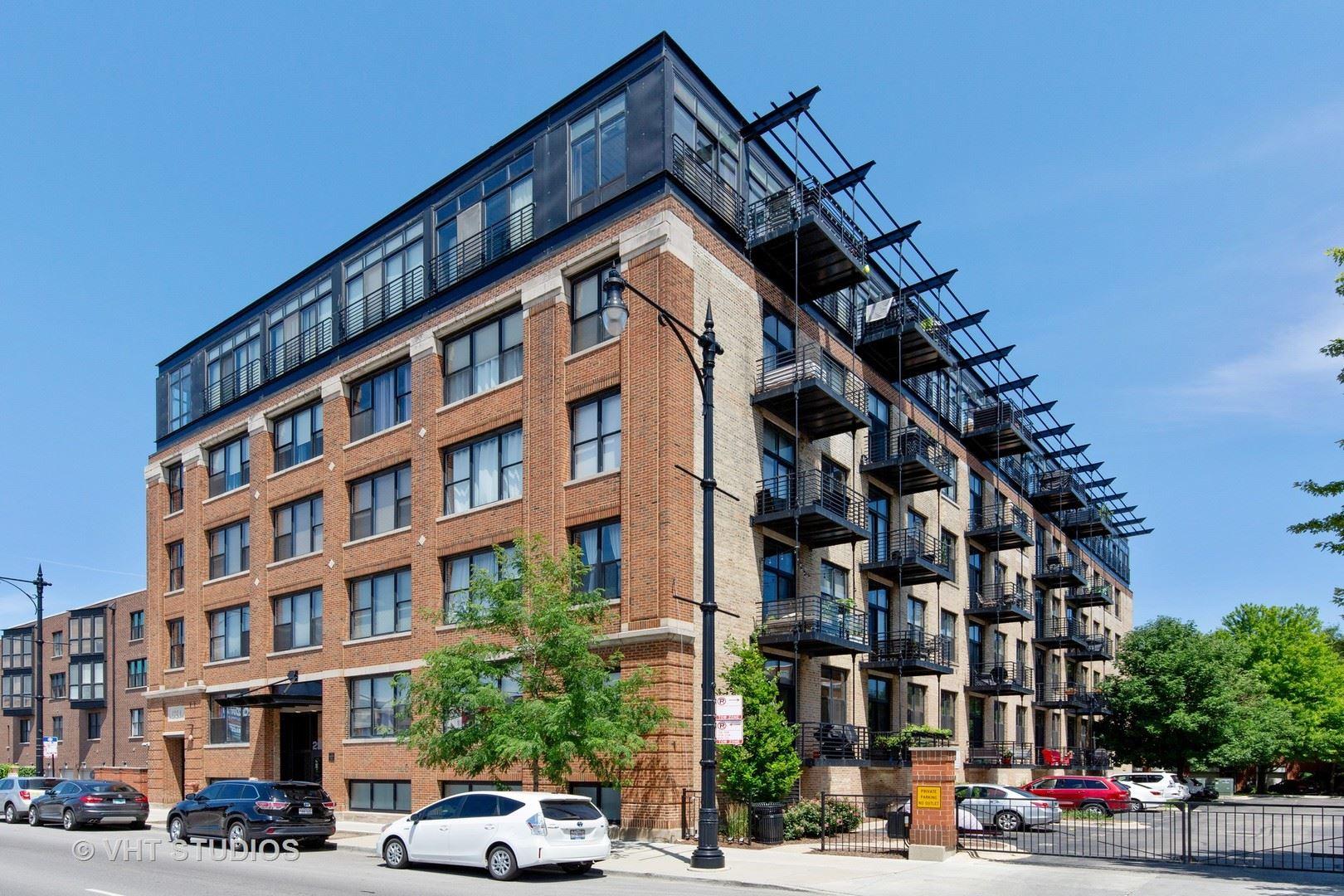 2911 N Western Avenue #412, Chicago, IL 60618 - #: 10781902