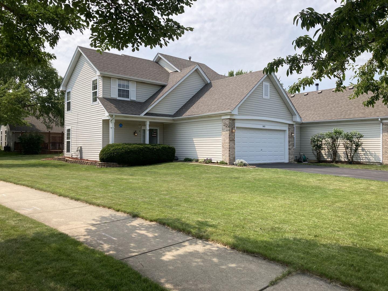 Photo of 502 Northgate Circle, Oswego, IL 60543 (MLS # 11167902)