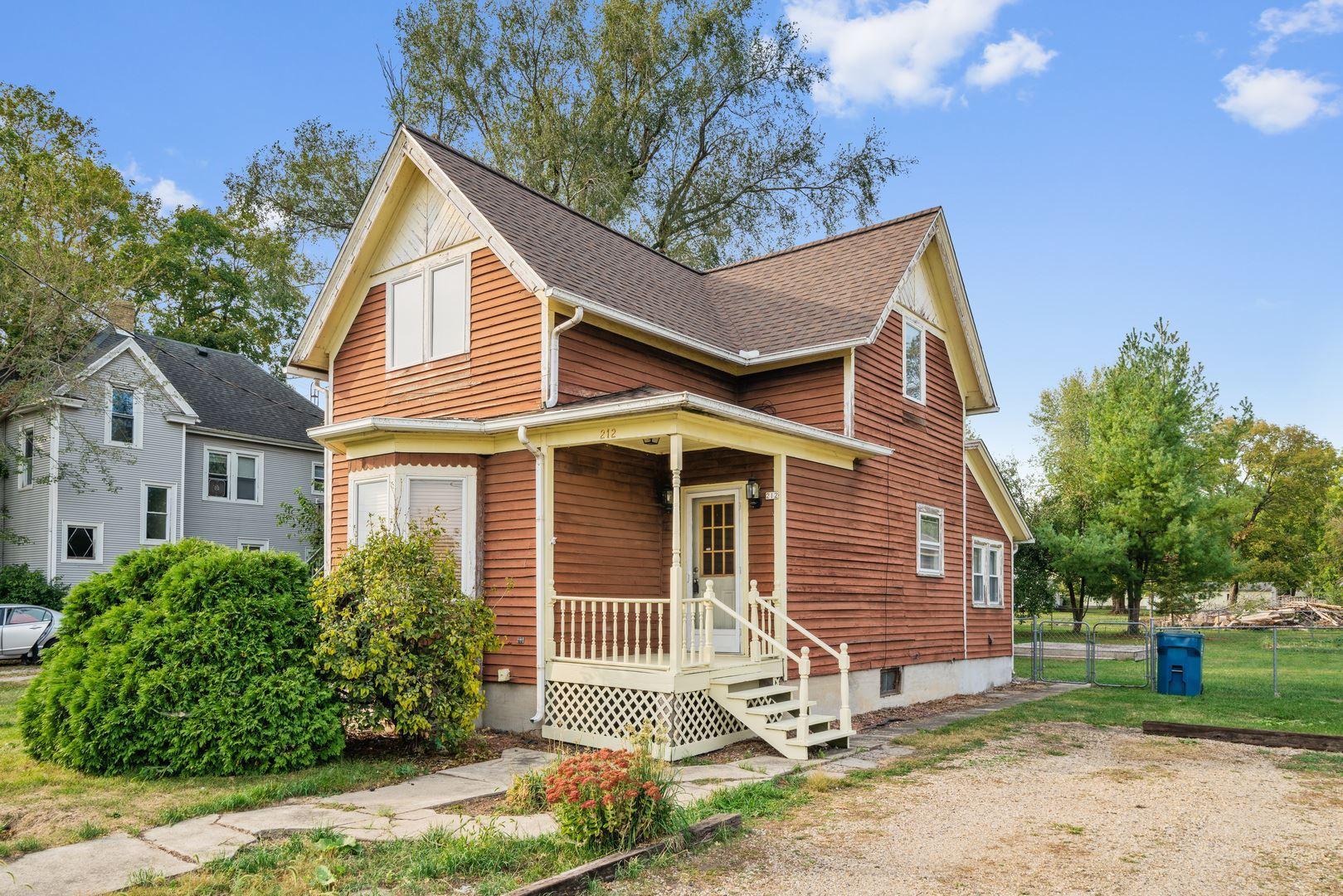 212 W Union Street, Earlville, IL 60518 - #: 11236902