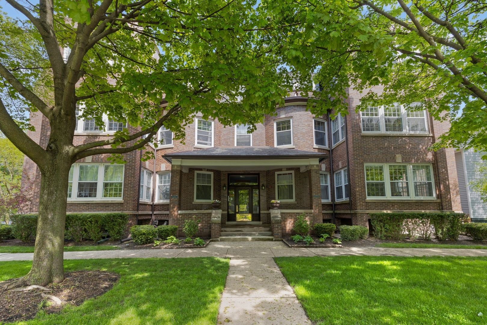 1141 Hinman Avenue #2, Evanston, IL 60202 - #: 10727903