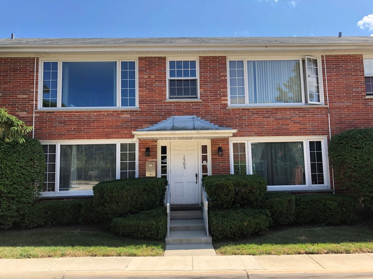 1505 Plymouth Place #2W, Glenview, IL 60025 - #: 10808903