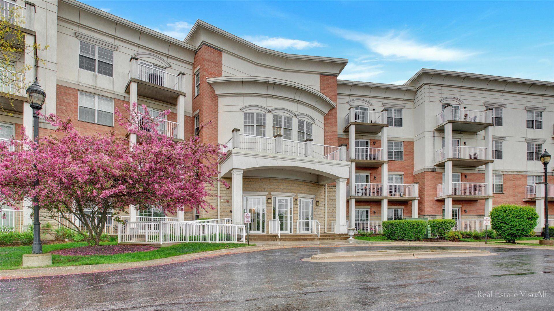 601 W Rand Road #403, Arlington Heights, IL 60004 - #: 11206903