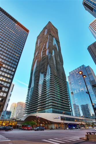 Photo of 225 N Columbus Drive #8106, Chicago, IL 60601 (MLS # 10985904)